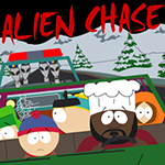 South Park - Alien Chase