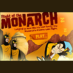 The Venture Bros - Flight of the Monarch